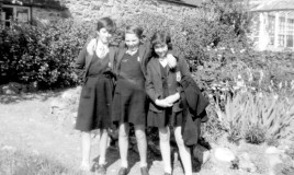 <p>This is a picture of Ann Taylor, Sue Ogden & Katie Owen.  
