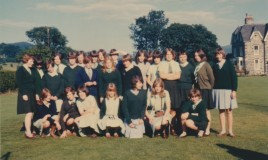 "Upper 5th on the hockey pitch post ""O levels"" 1966