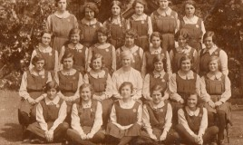 Class photograph.