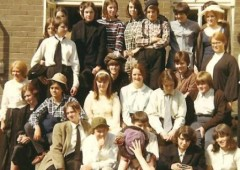 <p>I was at Glyn Malden in 1956 which was the junior school for girls aged 6-11 years old. Apart from the terrible homesickness at such a young age, it was a very happy place to be. My main memories are of playing outside for hours and making dens in the large grounds. There was a swimming pool, but it was very unlike a modern pool - a concrete tank fed by icy mountain stream water. I can still feel the cold and remember vividly the swimming lessons which were anything but enjoyable.