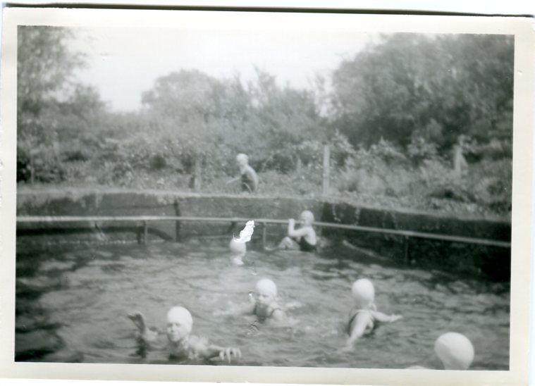 Swimming at Glyn Malden 2