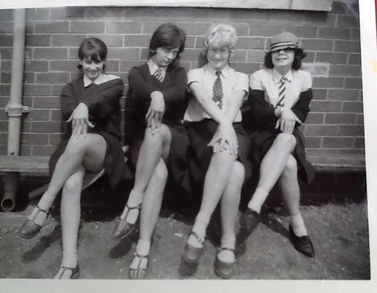 Glamour Girls.  1963 or 1964