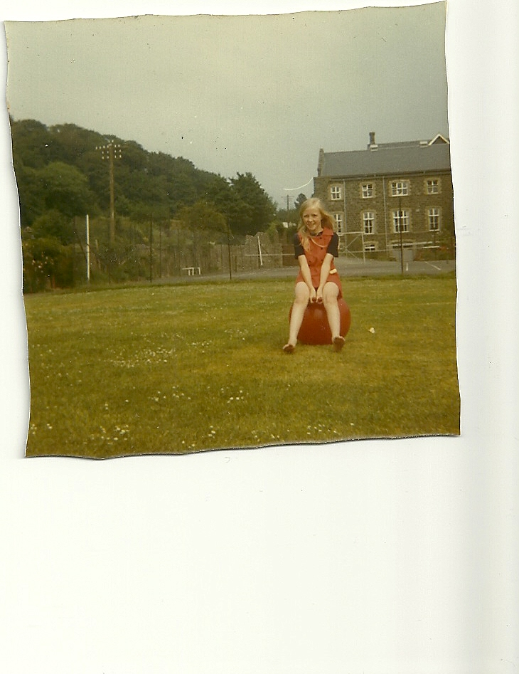Space Hopper Pippa circa 1969