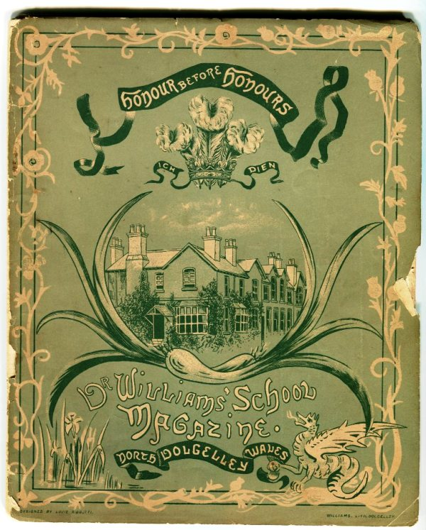 First School Magazine 1897