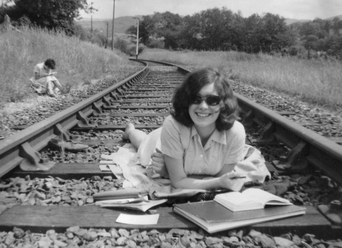 Revising on the railway line (post Beeching cuts)