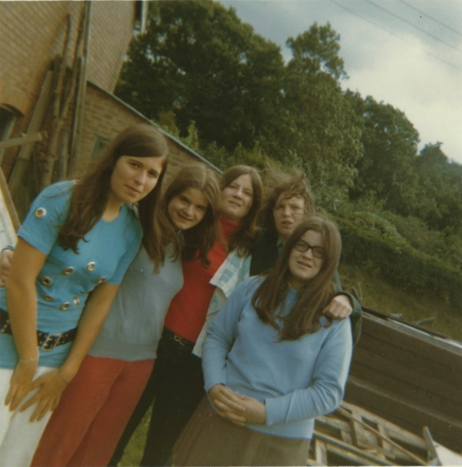 Pupils  circa 1969 to 1970