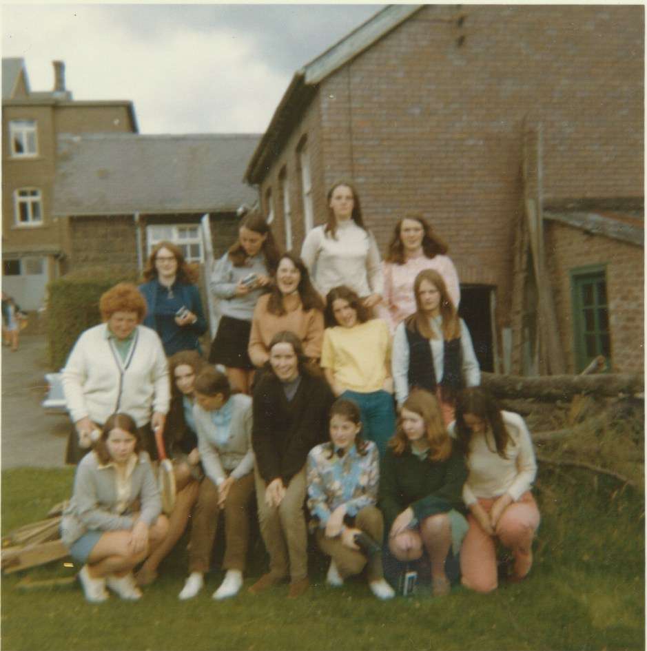 Class Photo circa 1969 or 1970