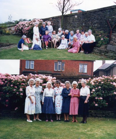 1987 OG Reunion in Blackburn