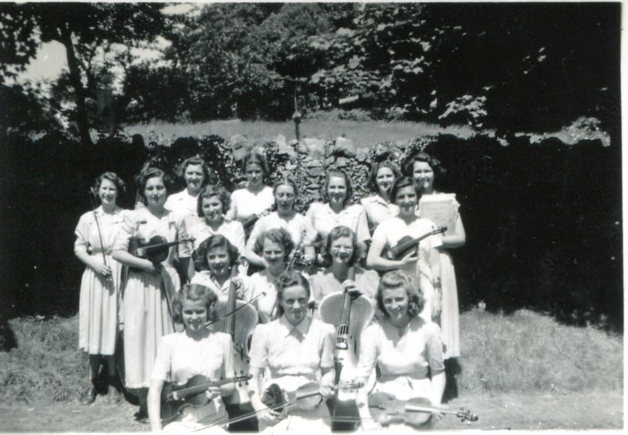 Orchestra Members 1949