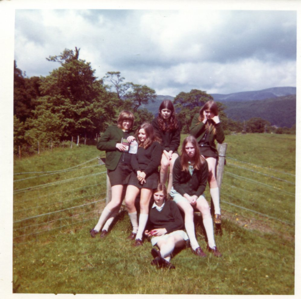 A Group from Lower VP in 1975