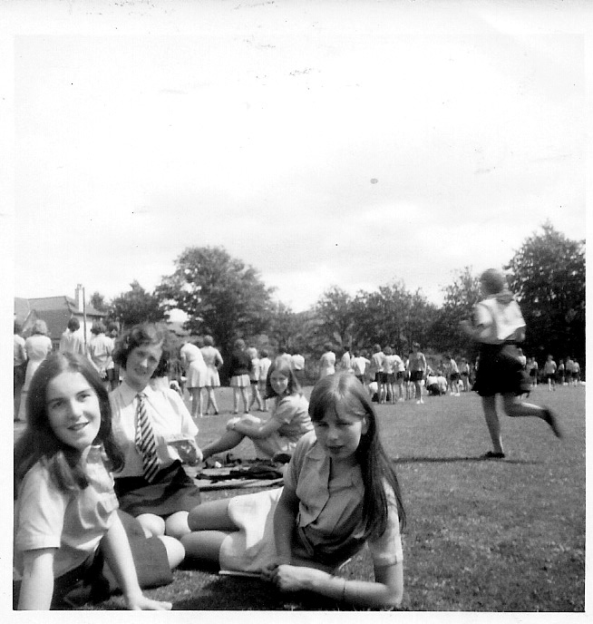 Watching Sports Day, 1967