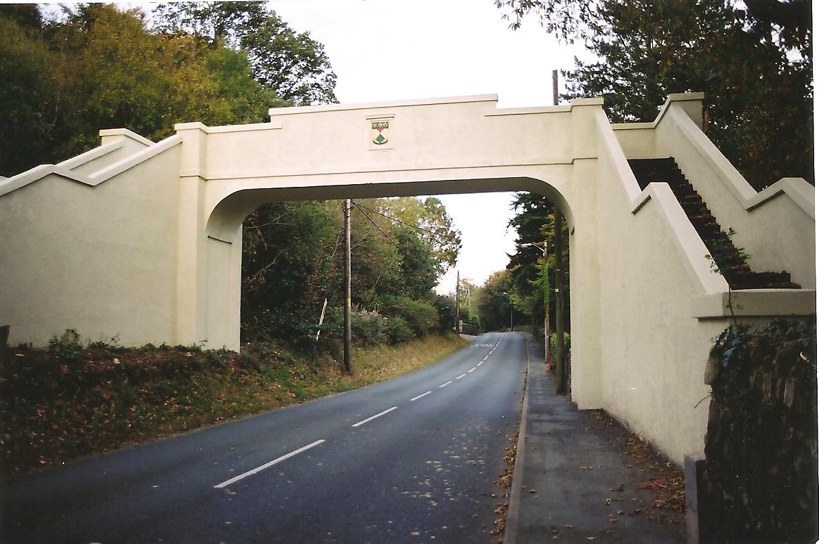 DWS School bridge, Dolgellau